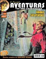 J. Kendall - Aventuras de uma Criminóloga # 23