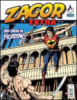 Zagor Extra # 34