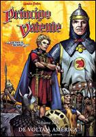 Príncipe Valente - De Volta À América - Volume XIX