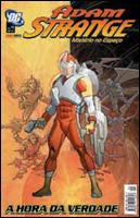 Adam Strange - Mistério no Espaço # 4