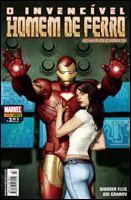 Homem de Ferro - Extremis # 3