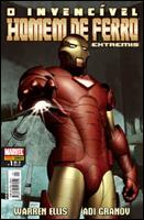 Homem de Ferro - Extremis # 1