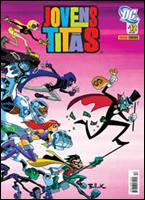 Jovens Titãs # 12