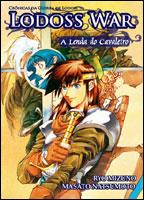 Lodoss War - Crônicas da Guerra de Lodoss - A Lenda do Cavaleiro # 1