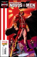 Marvel Apresenta # 27 - Novos X-Men - Academia X