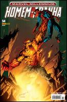 Marvel Millennium - Homem-Aranha # 54