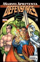 Marvel Apresenta # 26 - Os Defensores