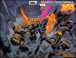 Marvel Apresenta # 22 - X4