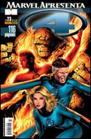 Marvel Apresenta # 23 - Quarteto Fantástico