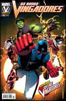 Os Novos Vingadores # 27