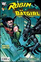 Robin/Batgirl - Sangue Derramado