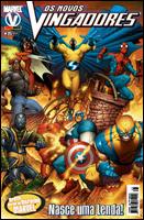Os Poderosos Vingadores # 25