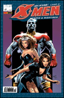 X-Men - O Fim - Heróis & Mártires # 2