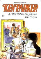 Ken Parker # 56 -A Propósito de Jóias e Trapaças