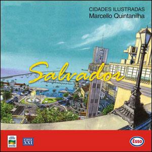 Cidades Ilustradas – Salvador e Belém