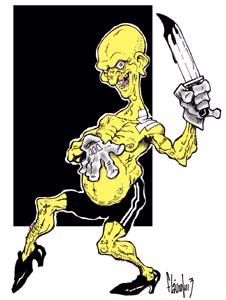 Assassino Amarelo