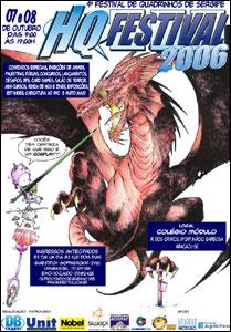 4º Festival de Quadrinhos de Sergipe