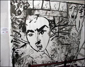 Arte de Kotobuki Shiriagari