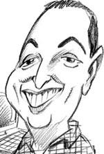 Caricatura de Djota