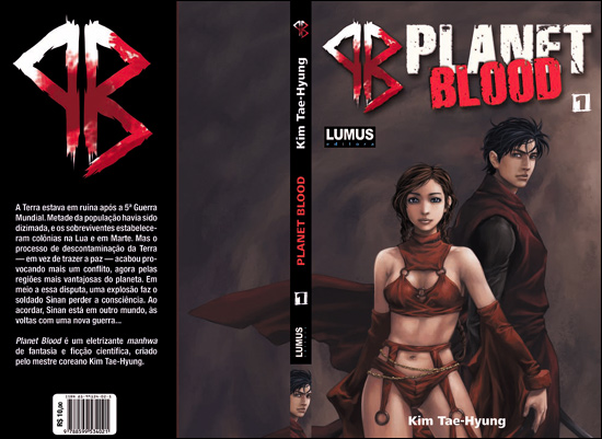 Planet Blood