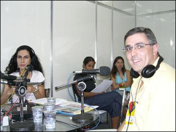 Entrevista para Você é Curioso da Rádio Bandeirantes