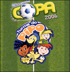 Pinte e brinque Copa 2006