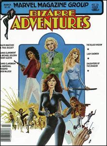 Bizarre Adventures #25