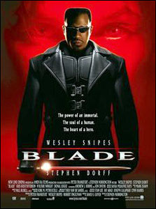 Cartaz de Blade