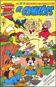 Disney Especial: Os Os Comilões