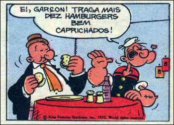 Dudu e Popeye