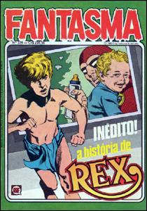 Fantasma: A História de Rex