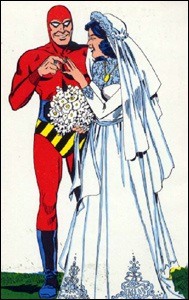 O casamento do Fantasma
