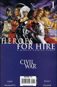 Heroes for Hire #01