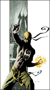 The Immortal Iron Fist #01