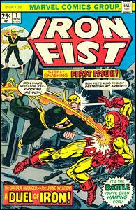 Iron Fist #01