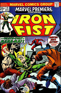 Marvel Premiere #19