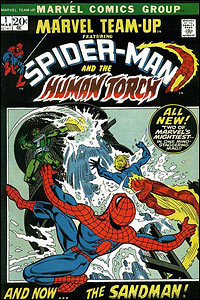Marvel Team-Up #01