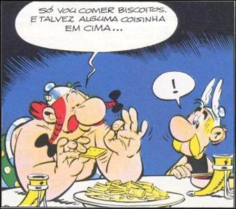 Obelix e Asterix