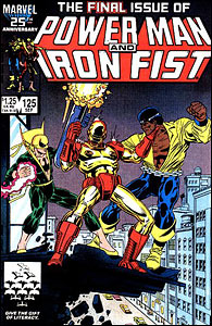 Power Man & Iron Fist #125