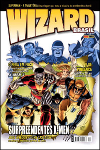Wizard Brasil #31
