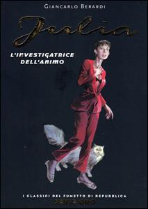 Álbum Especial Colorido de Júlia da Série Ouro da Coleção Clássicos dos Fumetti, do Jornal La Repubblica