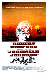 Jeremiah Johnson Pôster
