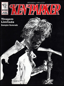Ken Parker - Onde Morrem os Titãs #1