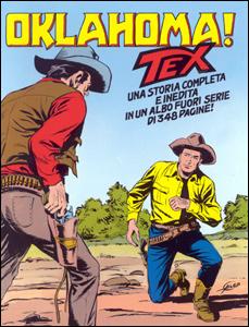 Maxi Tex, de 1991, escrito por Berardi