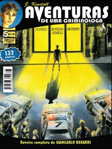 Primeira Edição como J.Kendall #5