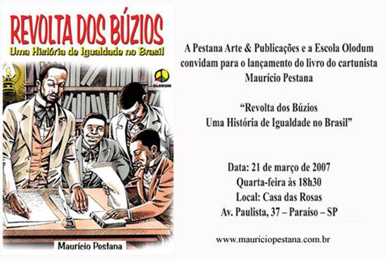 Revolta dos Búzios - Uma História de Igualdade no Brasil