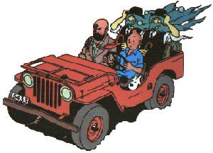 Jeep Wyllis 1943