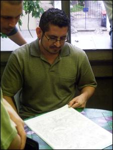 Eddie Berganza avalia mais portfólios...