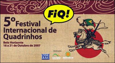 5° Festival Internacional de Quadrinhos de Belo Horizonte
