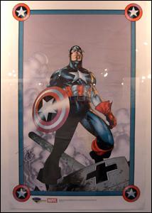 Expo Super-Heróis entre nós